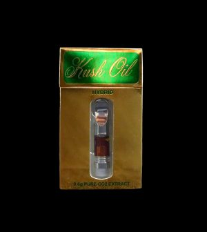 kush oil cartridge hybrid