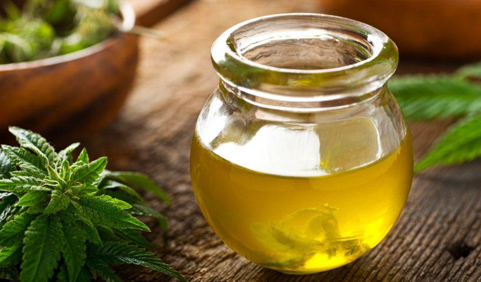 Charlotte's Web CBD Oil in a jar